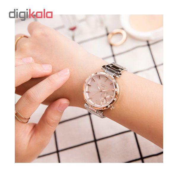 ساعت مچی عقربه ای زنانه کاسیو مدل   SHE-4051SG-4A