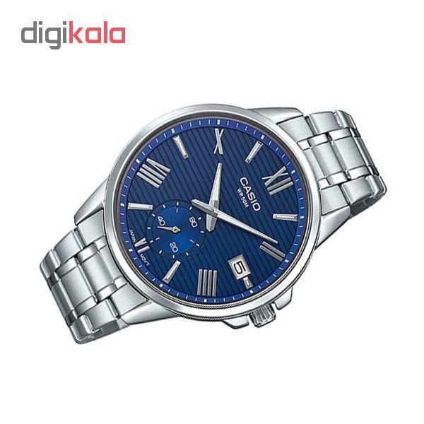 ساعت مچی عقربه ای مردانه کاسیو  مدل MTP-EX100D-2AVDF
