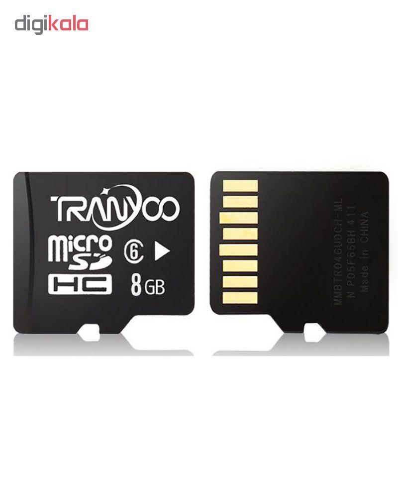 کارت حافظه microSDHC ترانیو مدل LSPEED کلاس 6 استاندارد UHS-I U3 سرعت 24MBps ظرفیت 8 گیگابایت