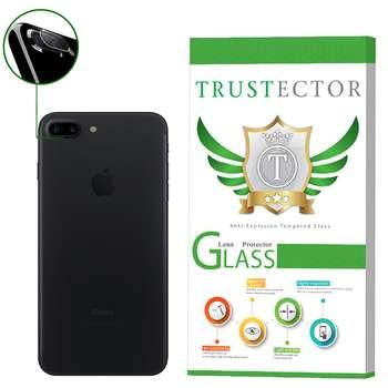 محافظ لنز دوربین تراستکتور مدل CLP مناسب برای گوشی موبایل اپل iPhone 7 Plus
