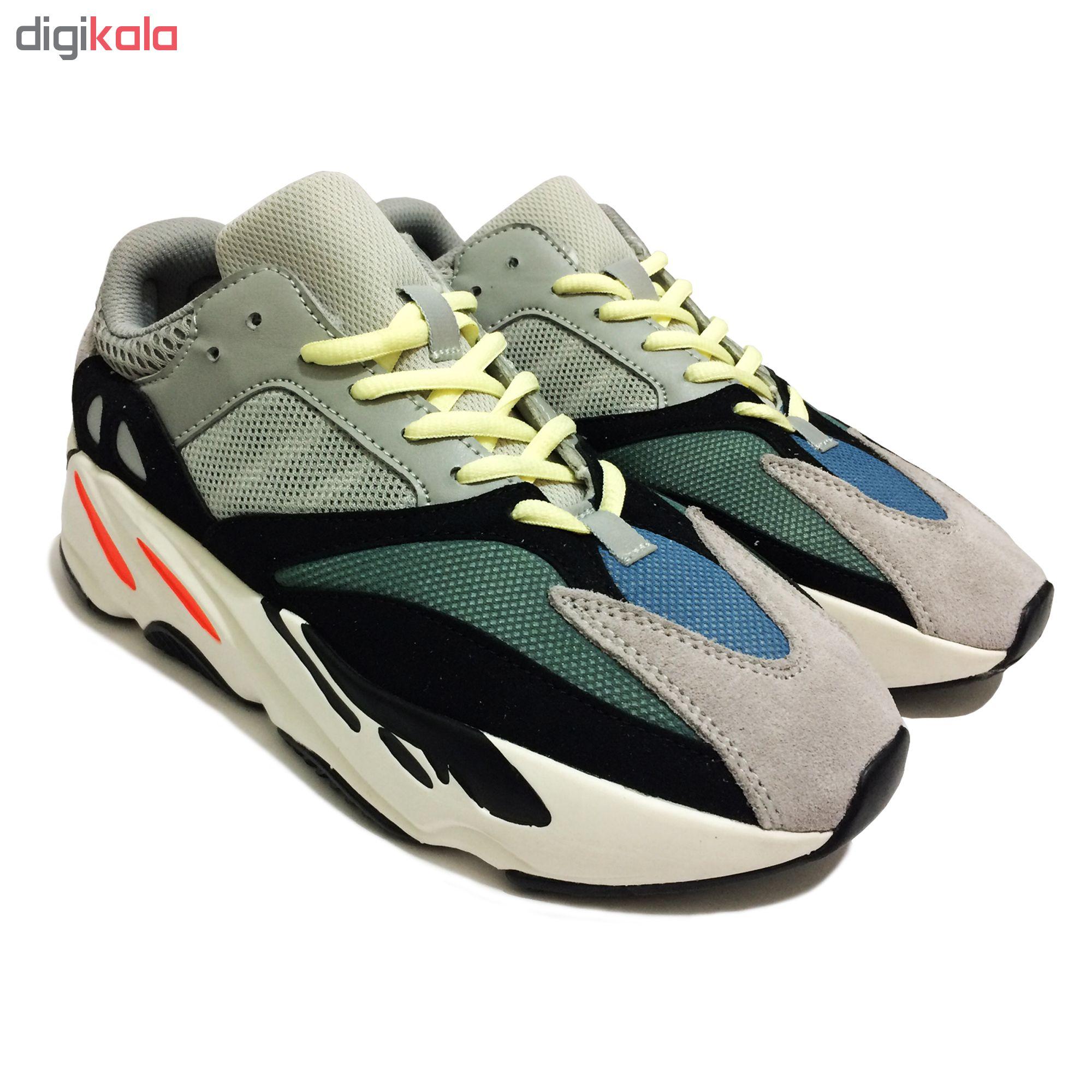 کفش مخصوص پیاده روی مردانه مدل ADS 779 کد GRY