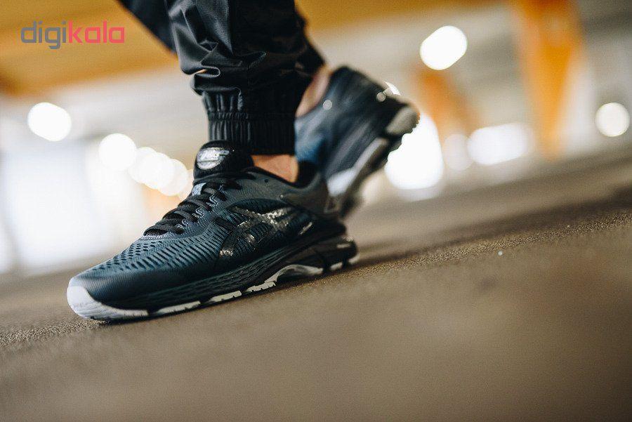 کفش مخصوص پیاده روی مردانه اسیکس مدل asics kayano 25- 4010