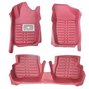 کفپوش سه بعدی خودرو  کد 01 مناسب برای پژو 206