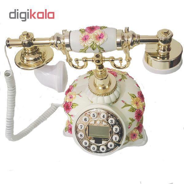 تلفن کلاسیکمدل AY-321D