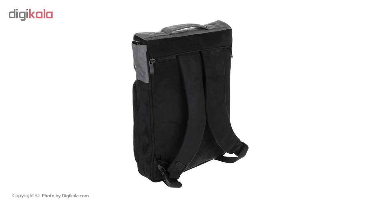 کوله پشتی لپ تاپ جی موبایل مدل Cavalier مناسب برای لپ تاپ 16 اینچی