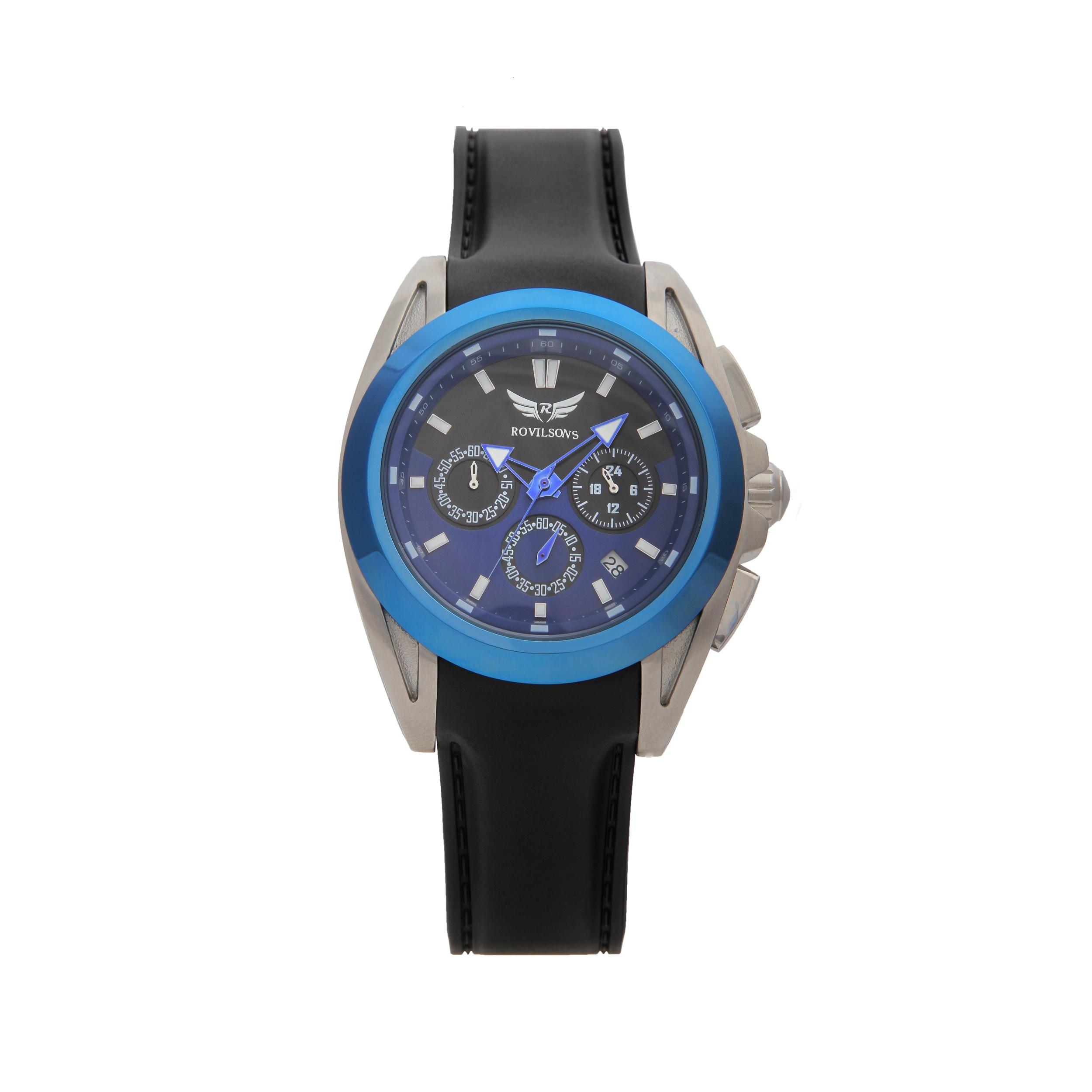 ساعت عقربه ای مردانه راویلسون کد RW-014-1