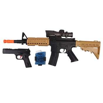 تفنگ بازی فرانت مدل X807 بسته دو عددی