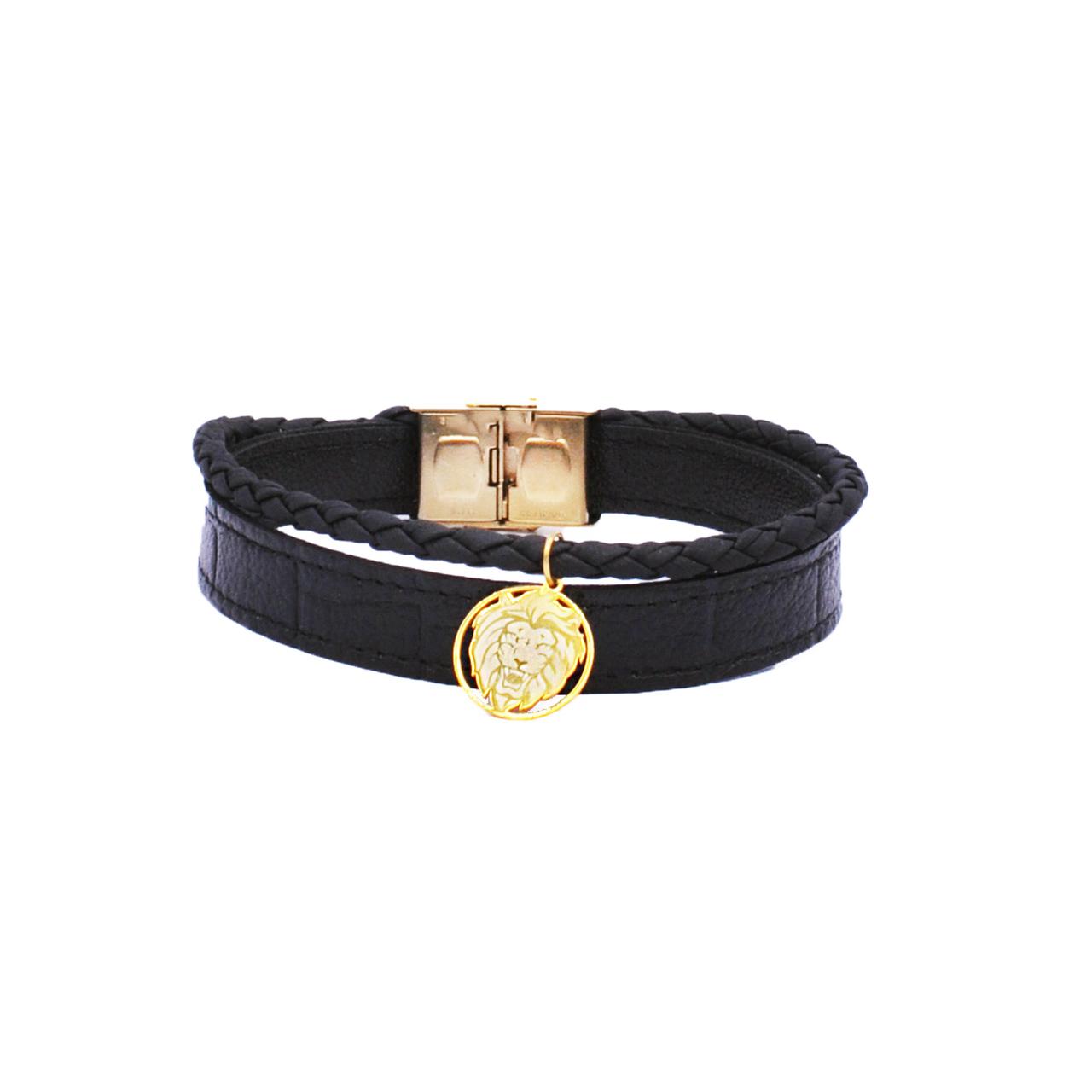 دستبند نقره مردانه کد BBM