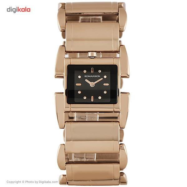 ساعت زنانه برند رومانسون مدل RM1201LL1RA36R