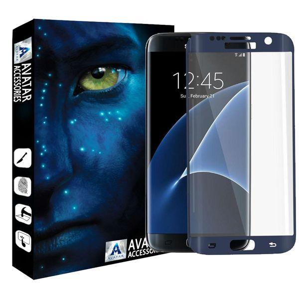 محافظ صفحه نمایش آواتار مدل SS7EDG مناسب برای گوشی موبایل سامسونگ Galaxy s7 edge