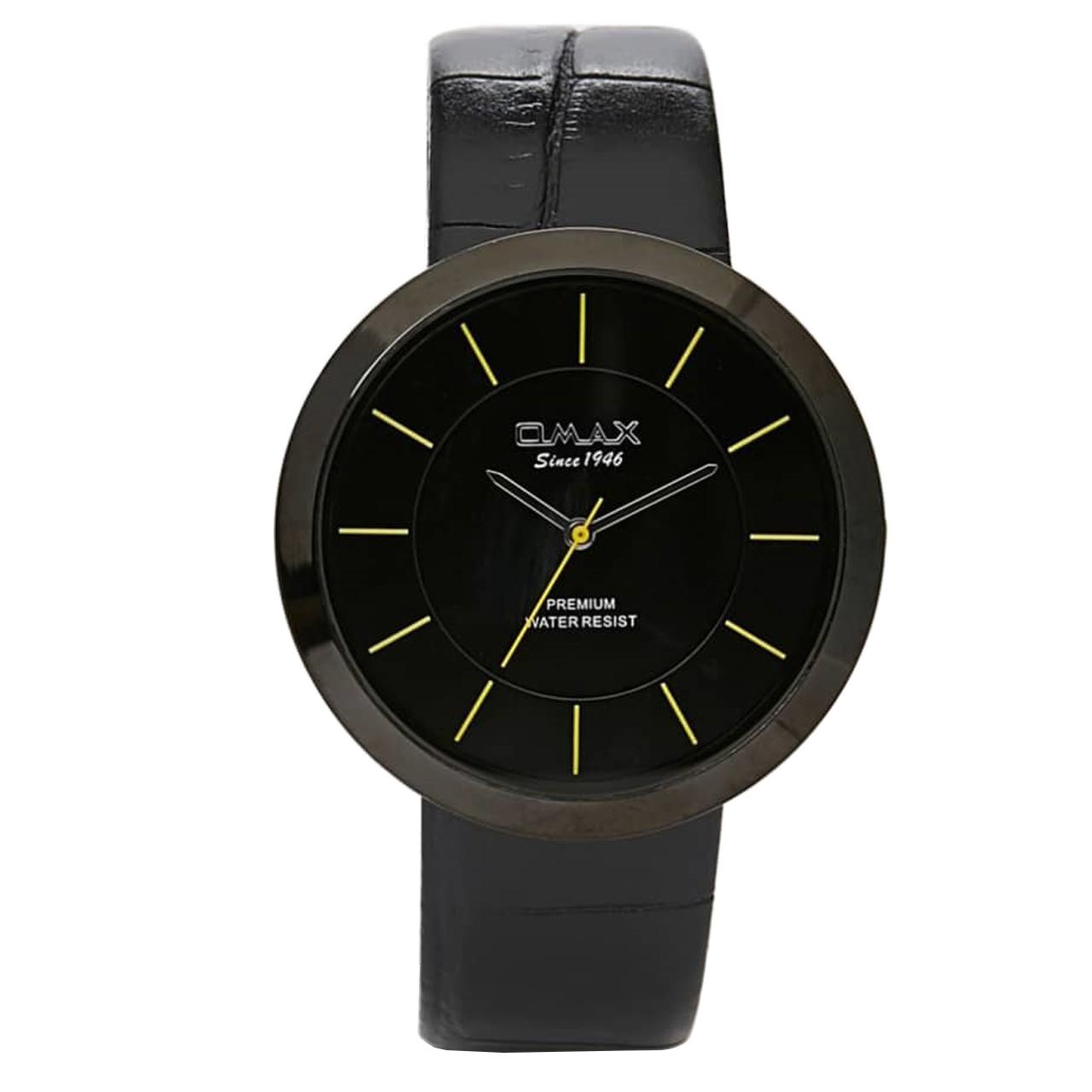 ساعت مچی عقربه ای مردانه اوماکس مدل DB04