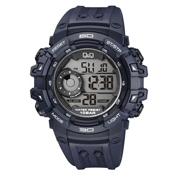 ساعت مچی دیجیتال مردانه کیو اند کیو مدل M156j003y