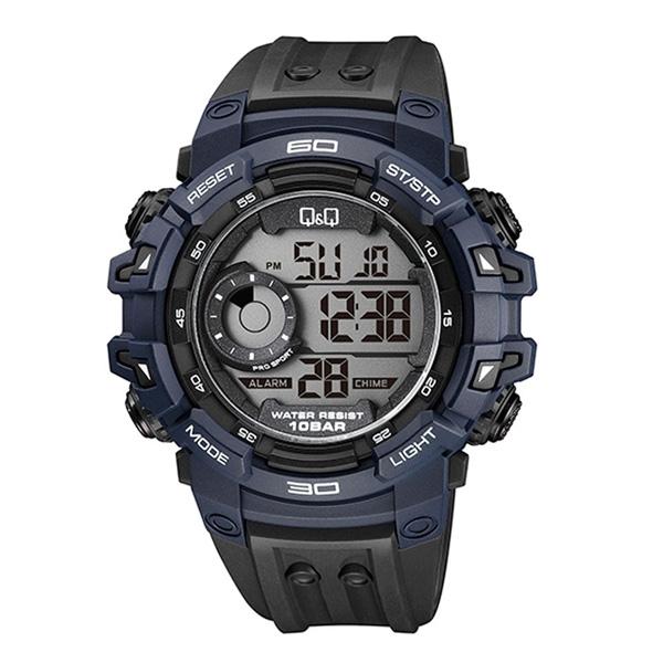 ساعت مچی دیجیتال مردانه کیو اند کیو مدل M156j001Y
