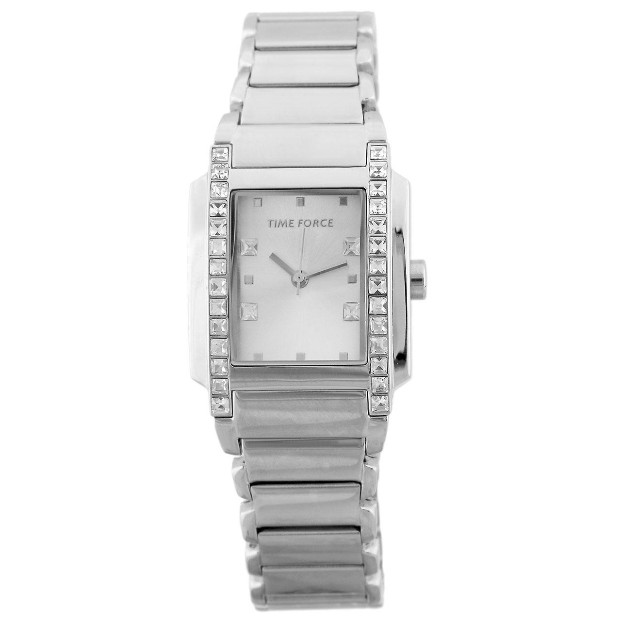 ساعت مچی عقربه ای زنانه تایم فورس مدل TF3394L02M