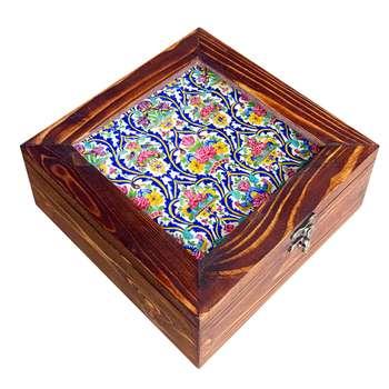 جعبه چای کیسه ای مدل C25