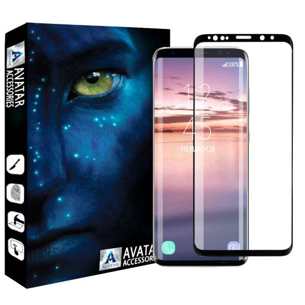 محافظ صفحه نمایش آواتار مدل SS8 مناسب برای گوشی موبایل سامسونگ Galaxy S8