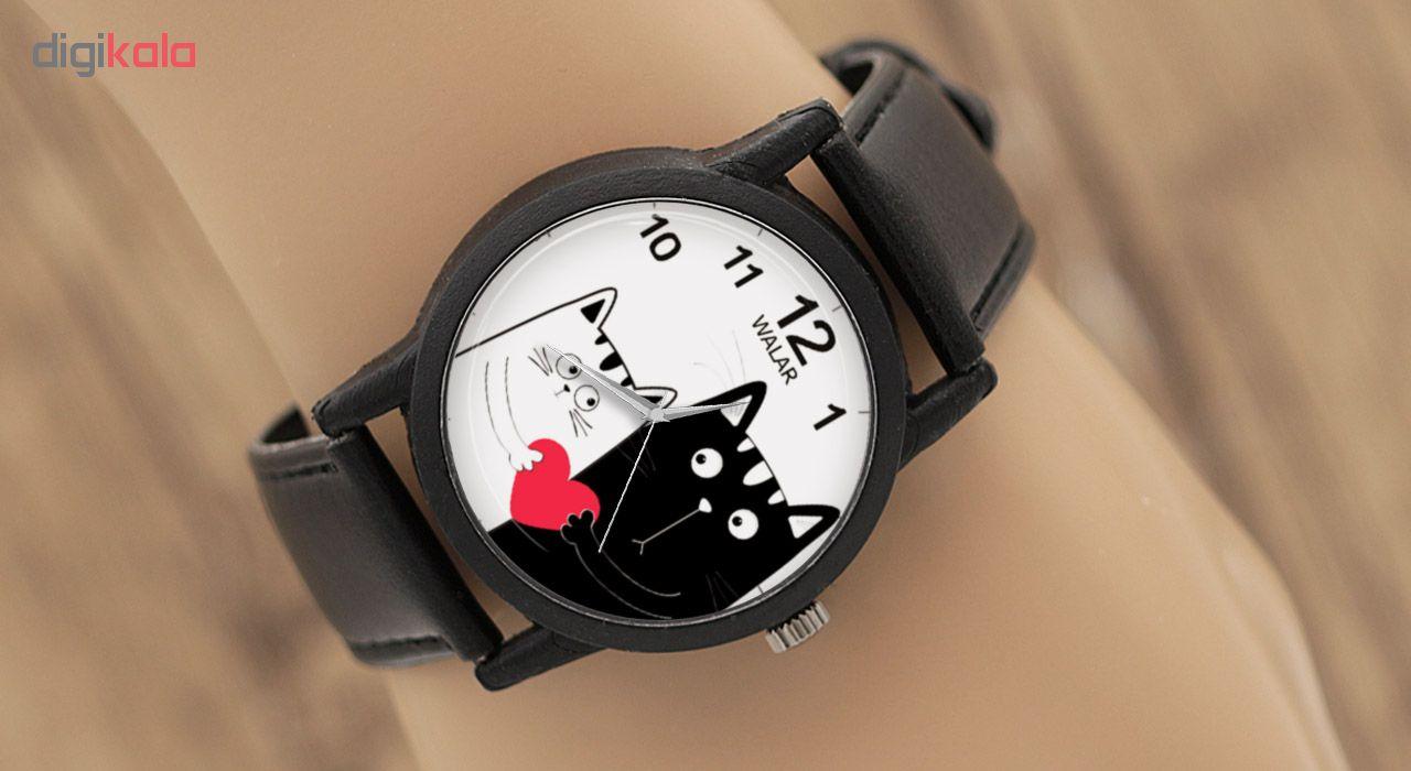 ساعت مچی عقربه ای زنانه والار مدل LF1316