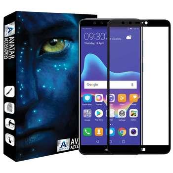 محافظ صفحه نمایش آواتار مدل HY7PRM-18-1 مناسب برای گوشی موبایل هوآوی Y7 prime 2018