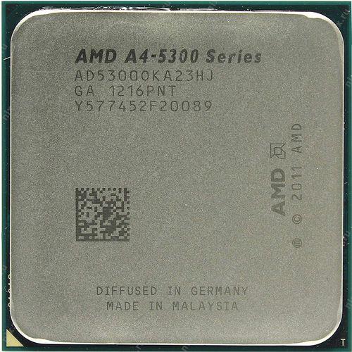 پردازنده مرکزی ای ام دی سری Piledriver مدل A4-5300B