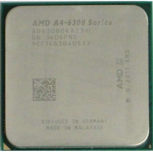 پردازنده مرکزی ای ام دی سری Richland مدل A4-6300B