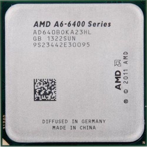 پردازنده مرکزی ای ام دی سری Richland مدل A6-6400B