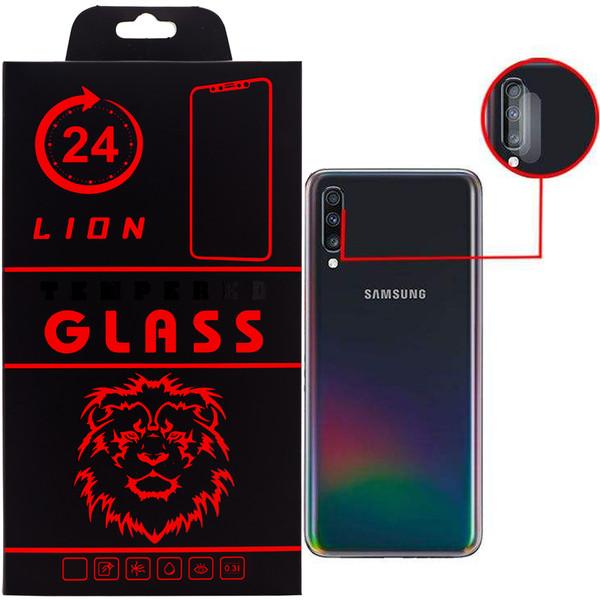 محافظ لنز دوربین  لاین مدل RL007 مناسب برای گوشی موبایل سامسونگ Galaxy A70 بسته دو عددی