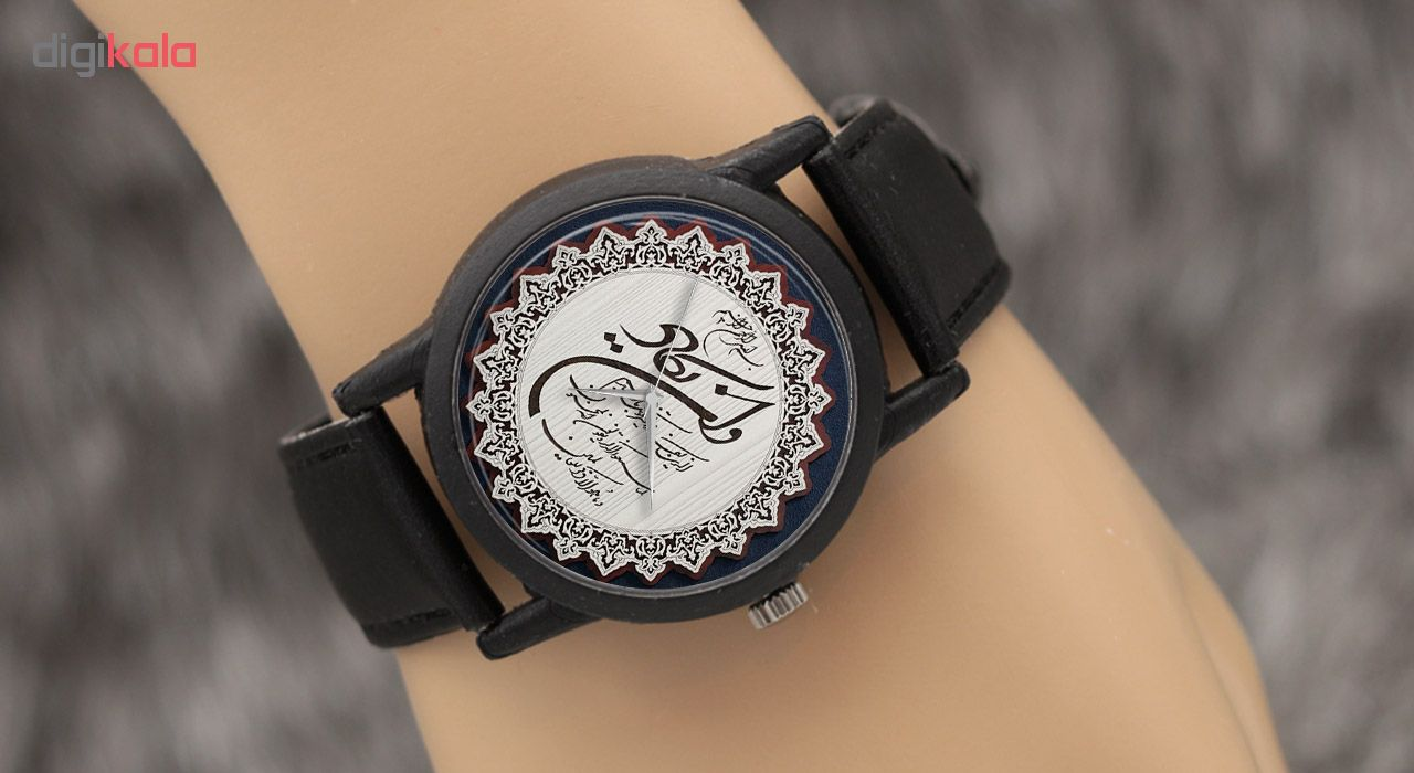کد تخفیف                                      ساعت مچی عقربه ای طرح و ان یکاد مدل LF1318