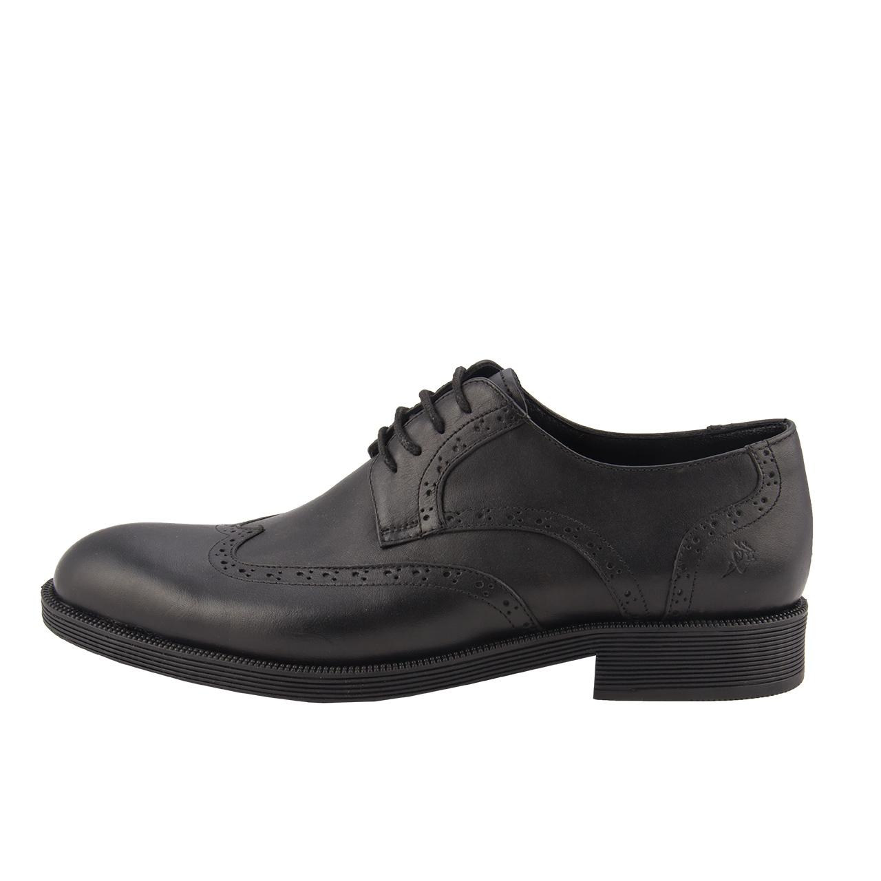 قیمت کفش مردانه مارال چرم مدل ویستا