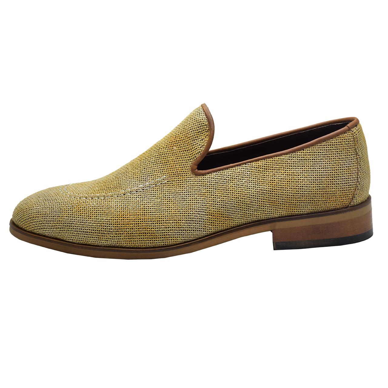 کفش مردانه رسا چرم کد 220