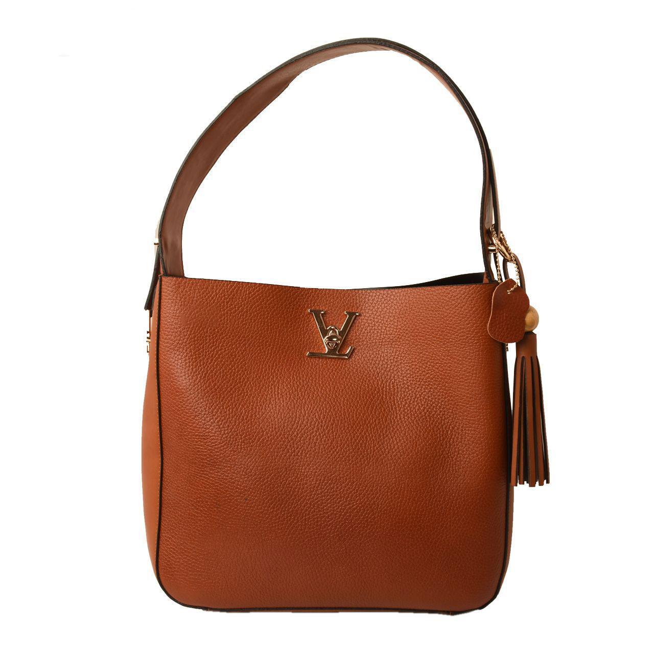 کیف دوشی زنانه پارینه مدل 1503-PLV152-1