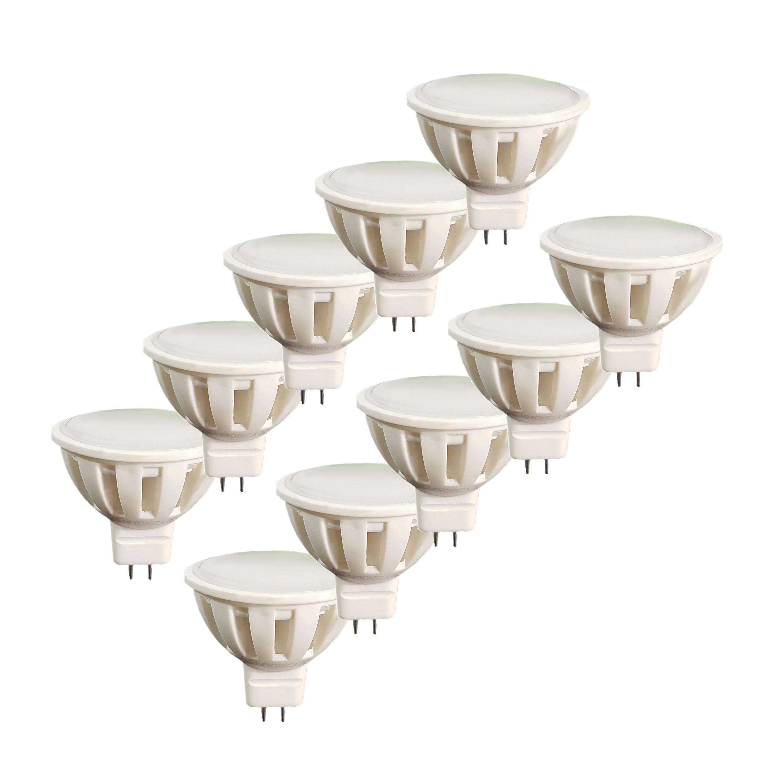 لامپ ال ای دی 5 وات کاربیست مدل ECO 5 بسته 10 عددی
