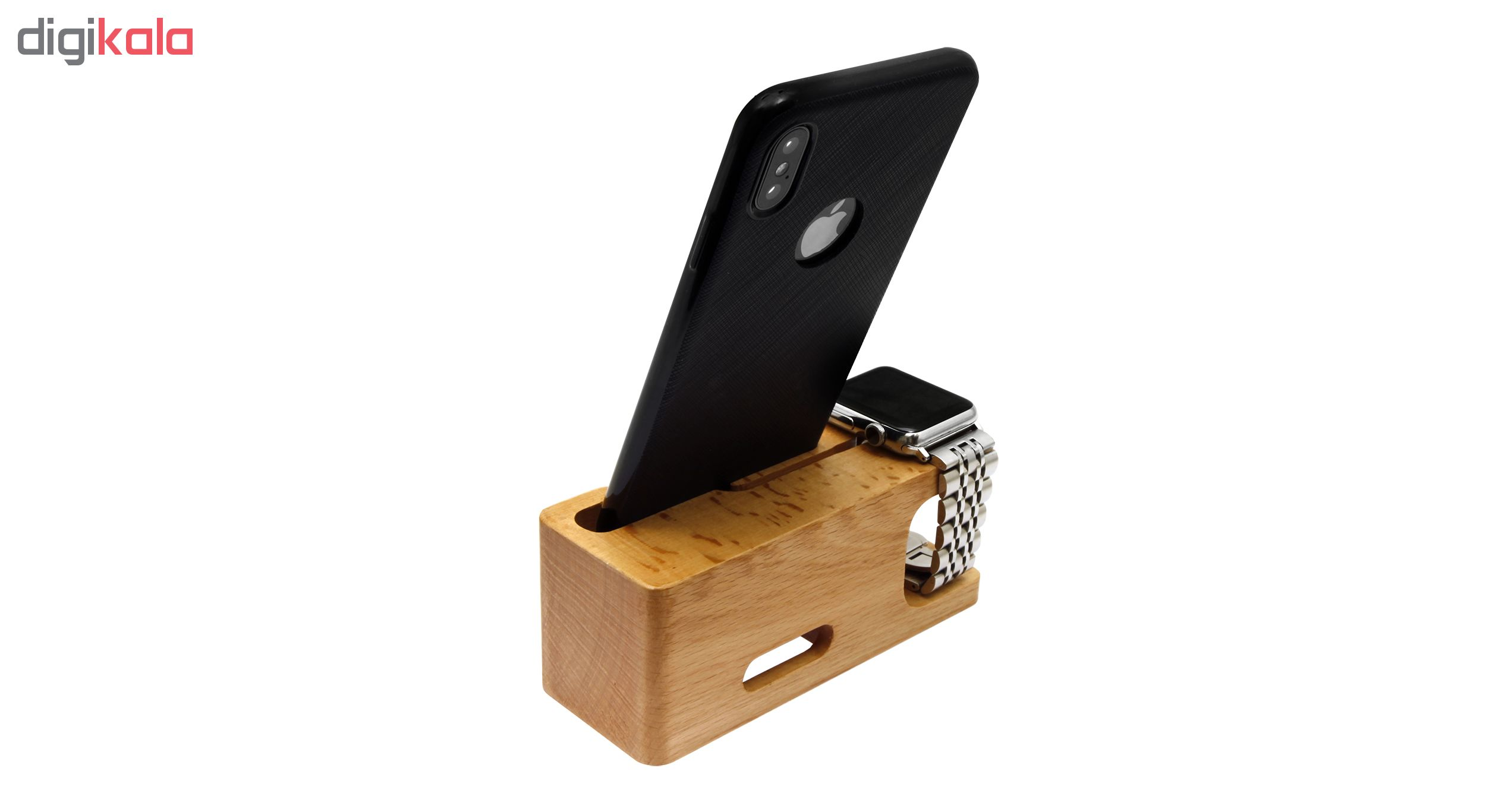 پایه نگهدارنده گوشی موبایل و اپل واچ سومگ مدل WSMG