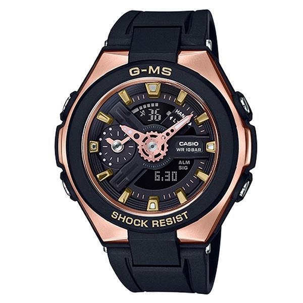 ساعت مچی عقربه ای زنانه کاسیو مدل  MSG-400G-1A1DR
