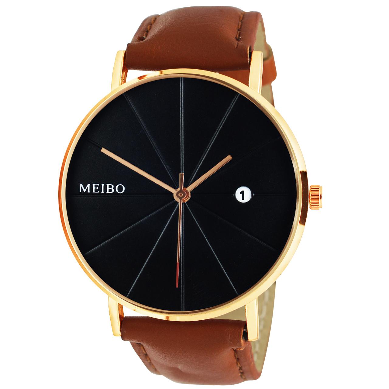 ساعت مچی عقربه ای مردانه میبو مدل Mi01