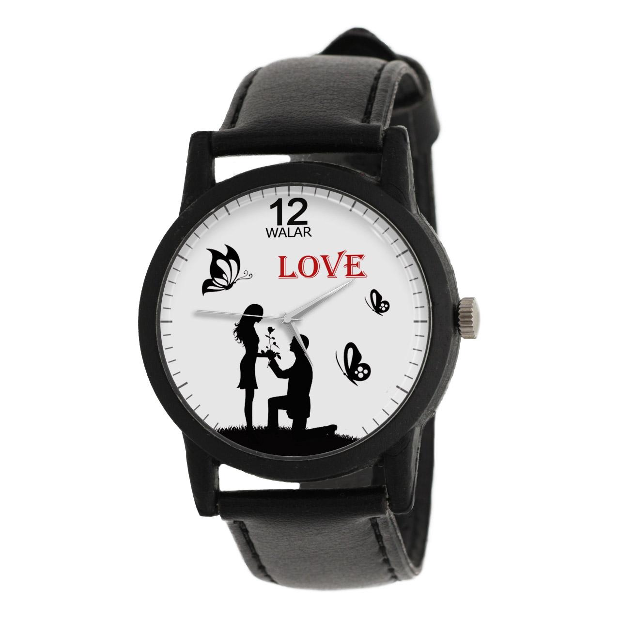 ساعت مچی عقربه ای زنانه والار مدل LF1301 34