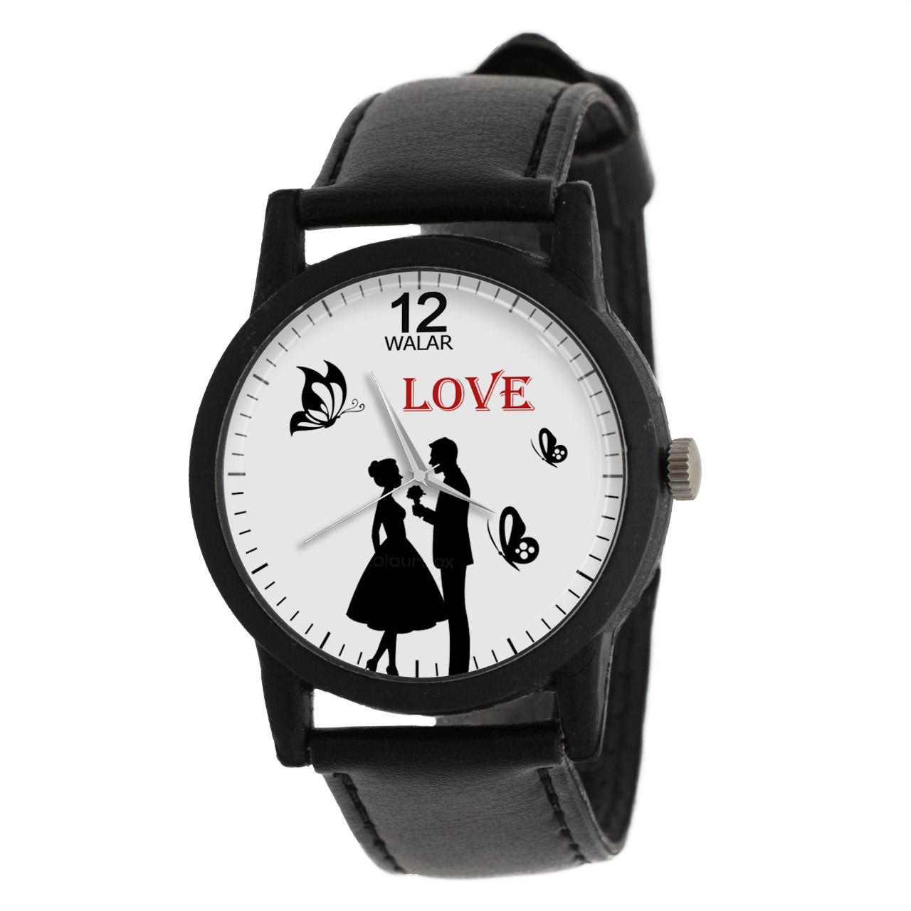 ساعت مچی عقربه ای زنانه والار مدل LF1300