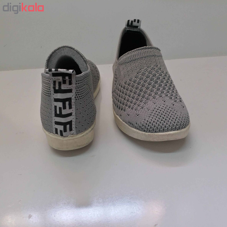 کفش راحتی دخترانه مدل 55gp