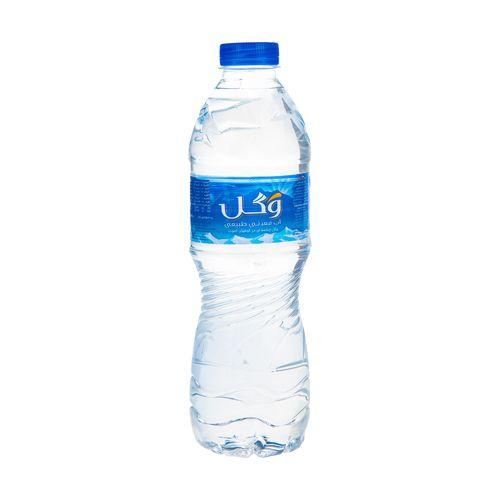 آب معدنی وگل حجم 500 میلی لیتر