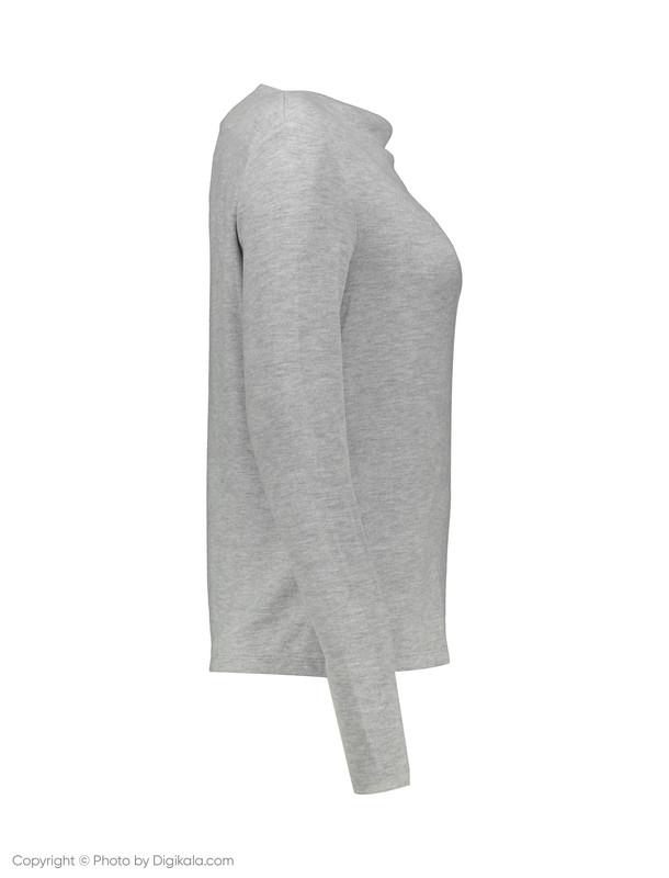 تی شرت آستین بلند زنانه - مانگو
