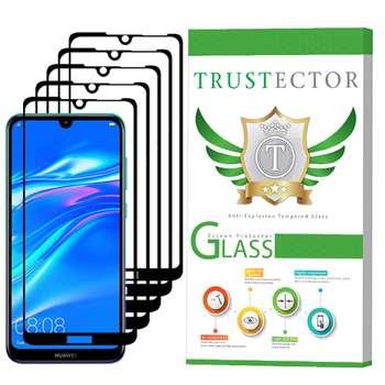 محافظ صفحه نمایش تراستکتور مدل GSS مناسب برای گوشی موبایل هوآوی Y7 Pro 2019 بسته 5 عددی