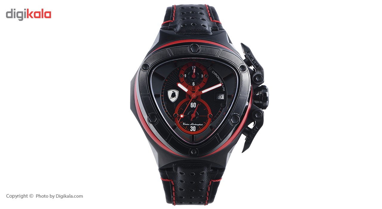 خرید ساعت مچی عقربه ای مردانه تونینو لامبورگینی مدل TL-8923