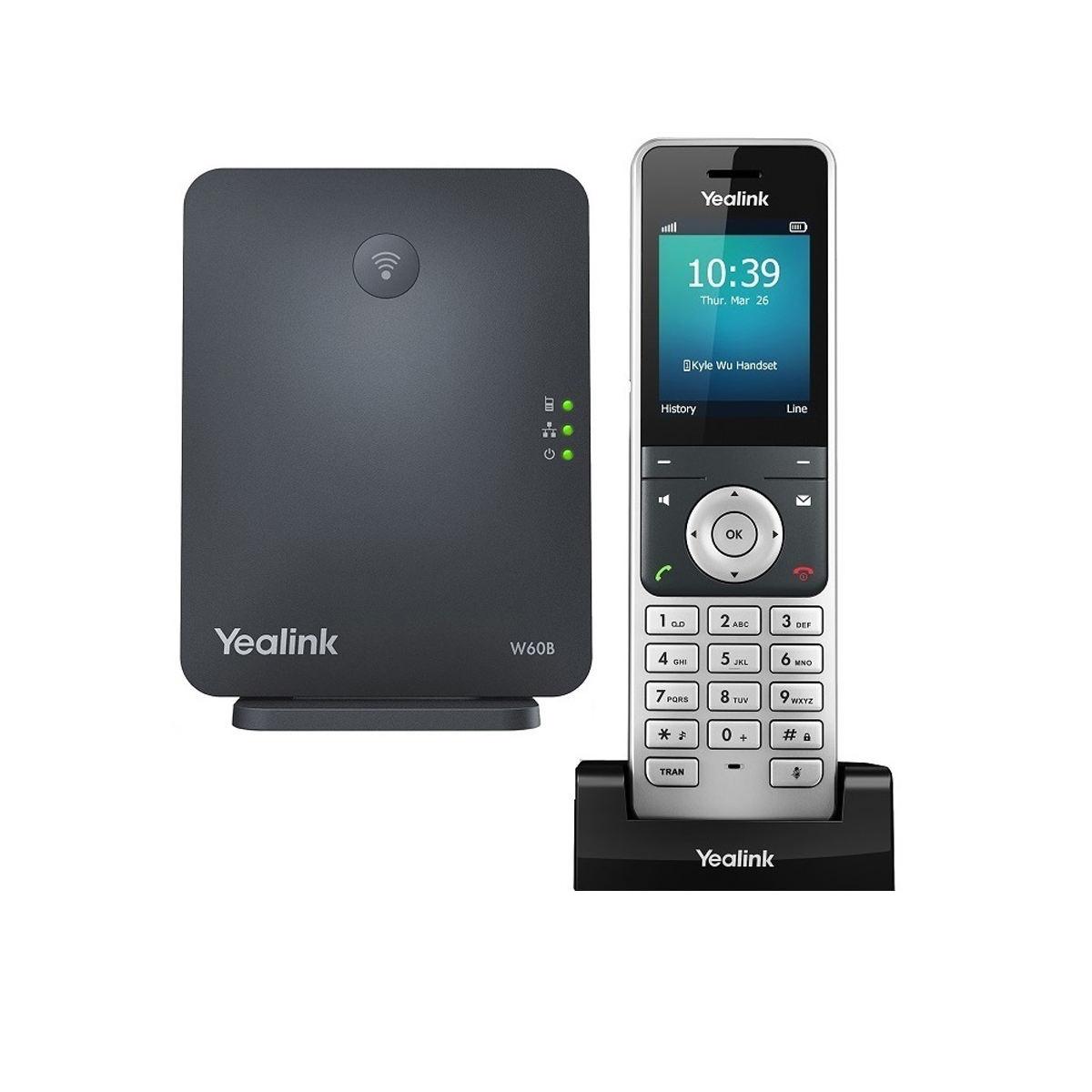 تلفن تحت شبکه بی سیم یالینک مدل W60P