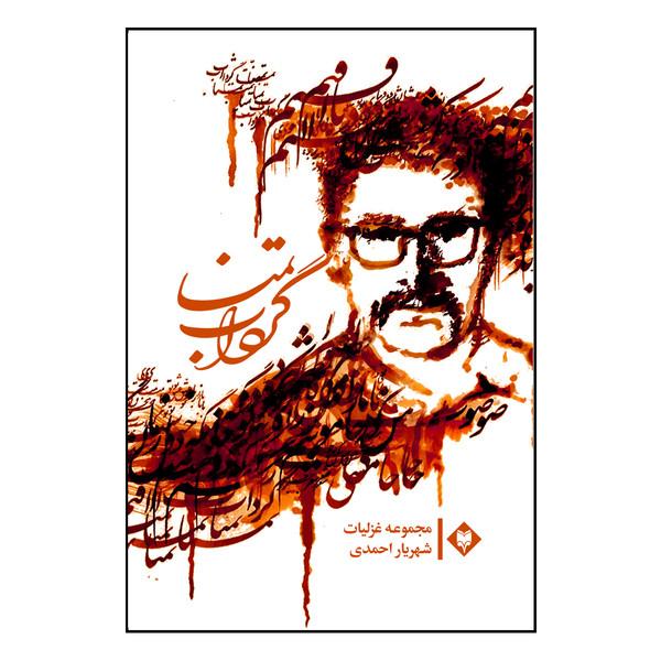 کتاب گرداب تمنا اثر شهریار احمدی نشر متخصصان