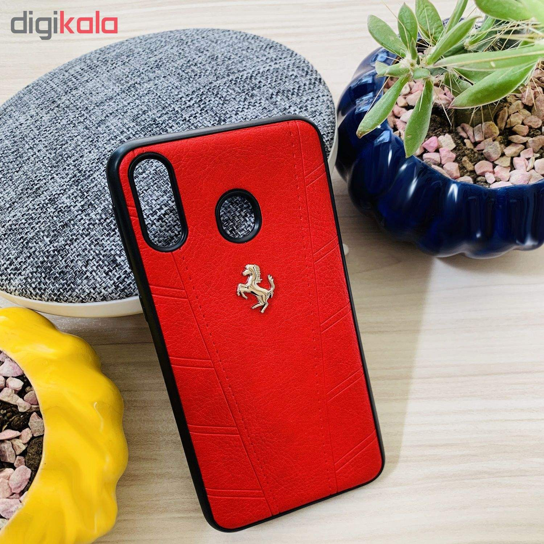 کاور مدل SF مناسب برای گوشی موبایل سامسونگ Galaxy A30 main 1 2