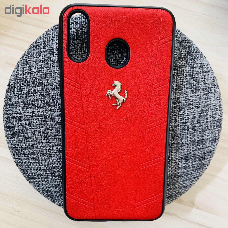 کاور مدل SF مناسب برای گوشی موبایل سامسونگ Galaxy A30 main 1 5