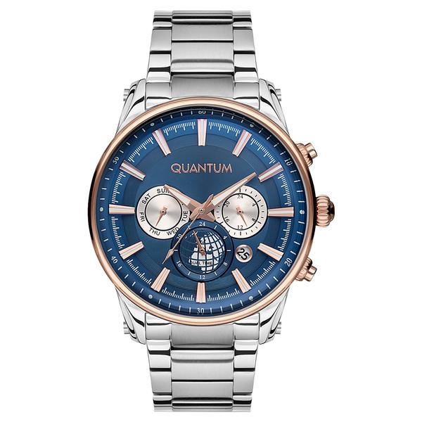 ساعت مچی عقربه ای مردانه کوانتوم مدل ADG669.590
