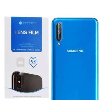محافظ لنز دوربین بست سوئیت مدل N9H مناسب برای گوشی موبایل سامسونگ Galaxy A6 2018