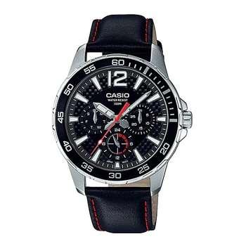 ساعت مچی عقربه ای مردانه کاسیو  مدل   MTD-330L-1AVDF