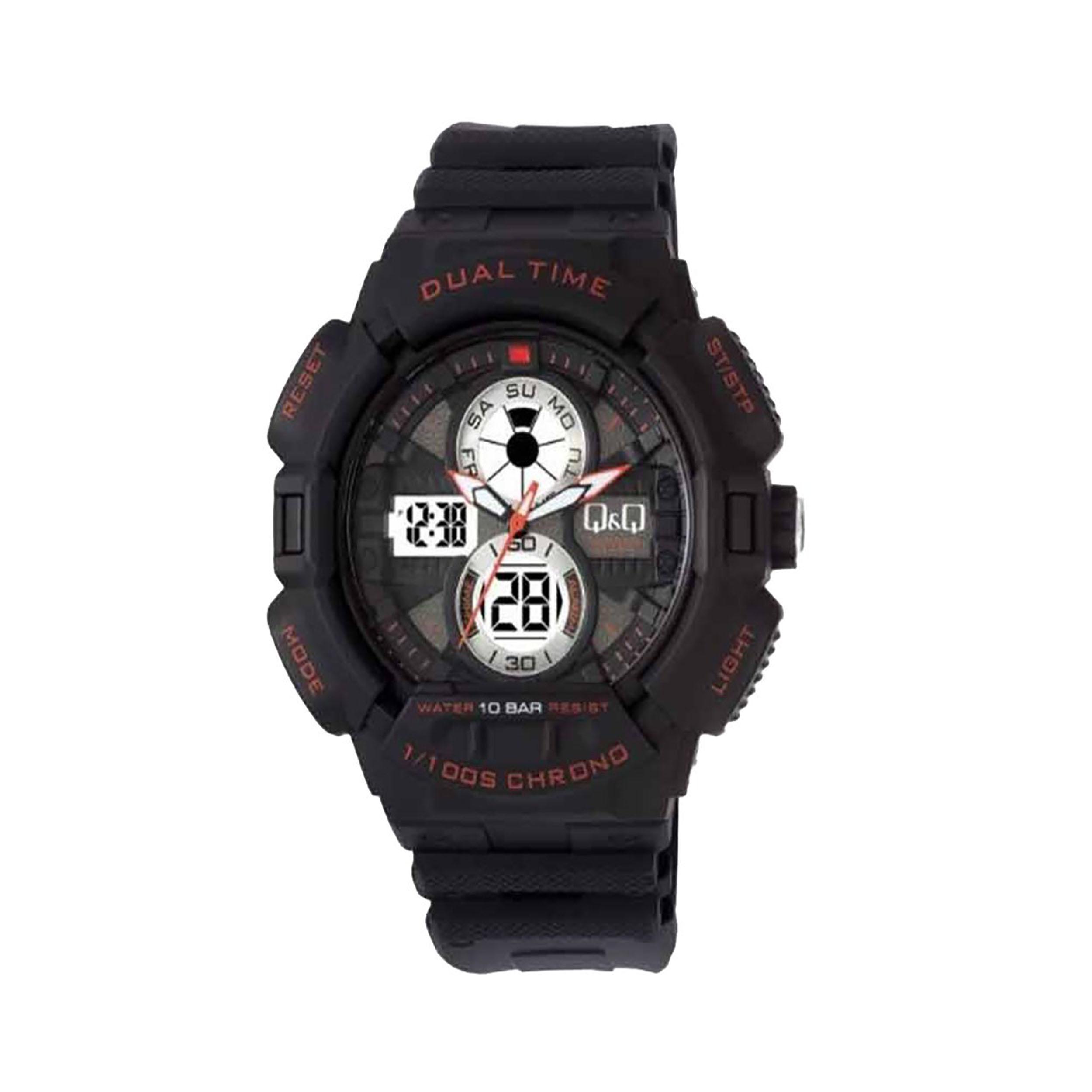 ساعت مچی دیجیتال مردانه کیو اند کیو مدل GW81J002Y
