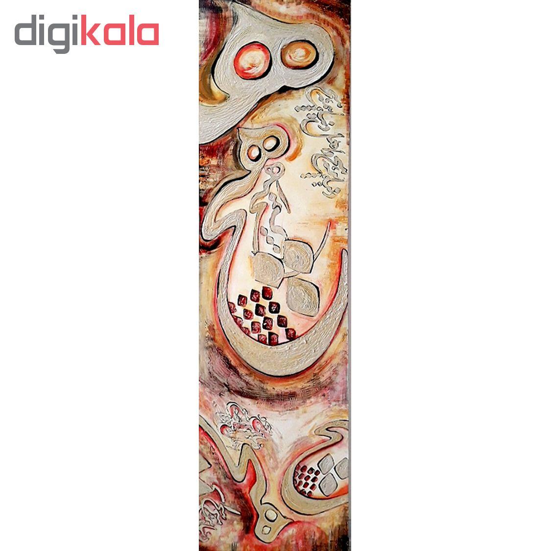 خرید                      تابلو نقاشی طرح خط و نقاشی کد 04